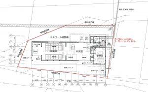真鶴岩カキ養殖プロジェクト出荷施設設計図