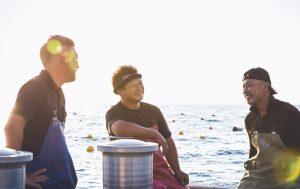 真鶴漁師のブログ 真鶴岩カキ養殖プロジェクト