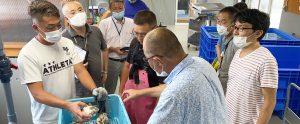 真鶴漁師の取り組み|真鶴岩カキ養殖プロジェクト