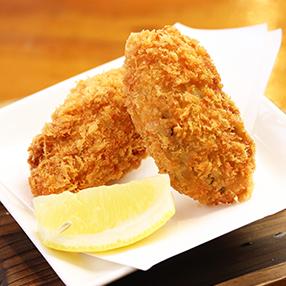鶴宝の美味しい食べ方「カキフライ」